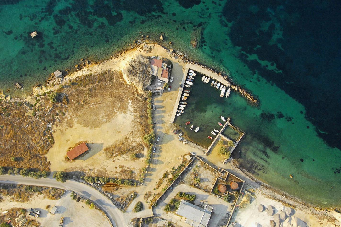 Aegina Island Harbour