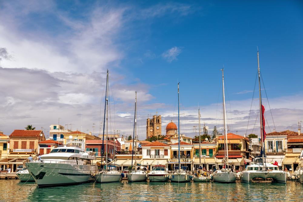 Aegina Saronic Islands