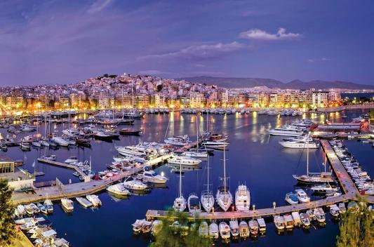 Athens Zea Marina