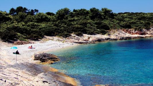 Beach Split