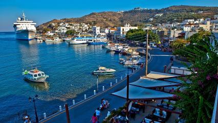 Bodrum to Greek Islands (North Dodecanese)
