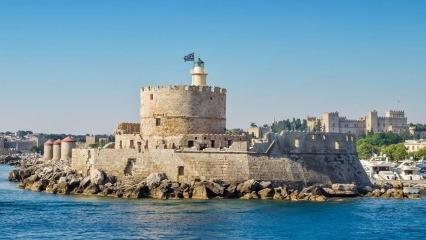 Bodrum to Greek Islands (South Dodecanese)