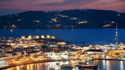 Bodrum to Mykonos in 2 Weeks