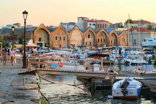 Chania Old Venetian Harbour