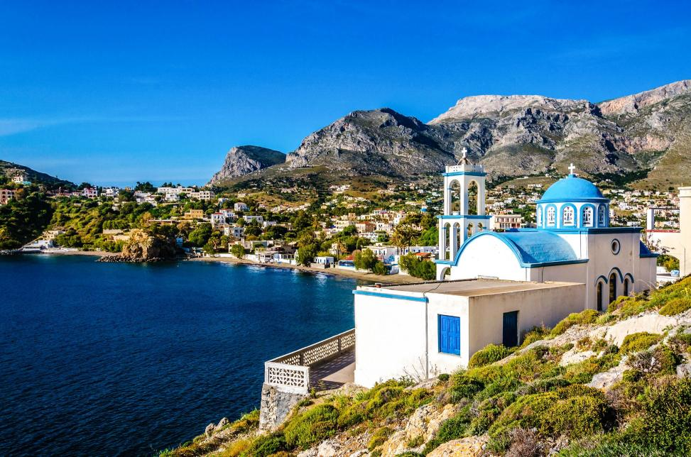 Church Kos Islands