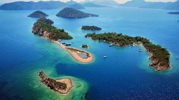 Gocek  Islands