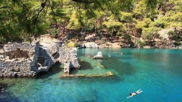 Gocek Hamam Bay