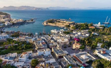 Greek Island Kos