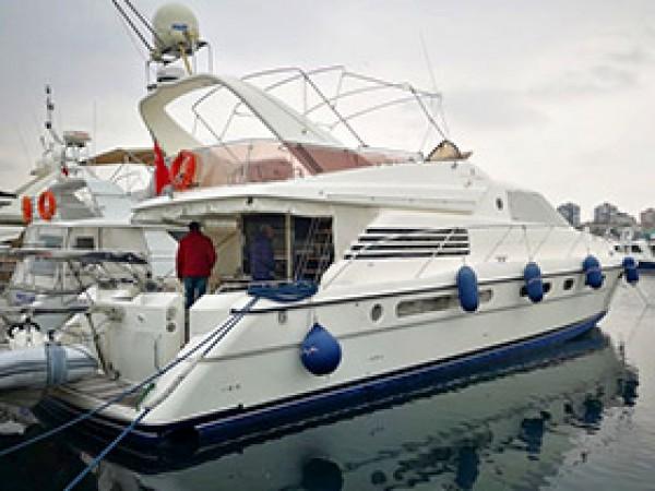 Motor Yacht New Dawn