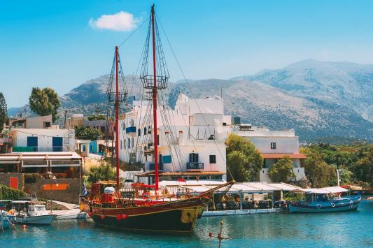Gulet Charter Crete