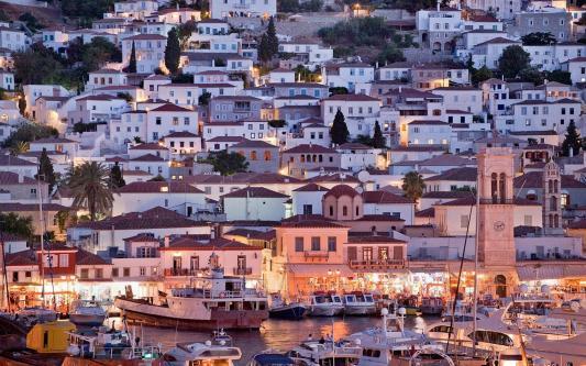 Hydra Island City
