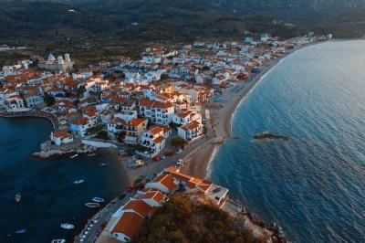 Kokkari Samos Greece