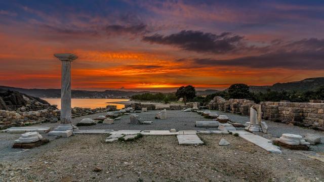 Kos Ancient Temple