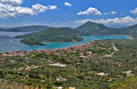 Lefkada Ionian Islands