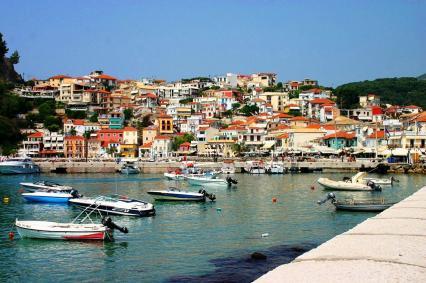 Lefkada Greek Island