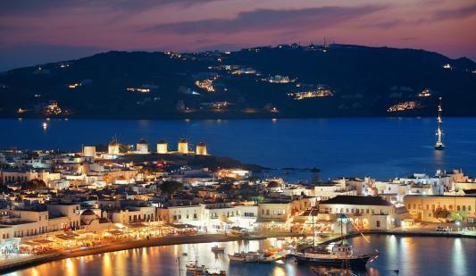 Luxury Yach Charter Mykonos