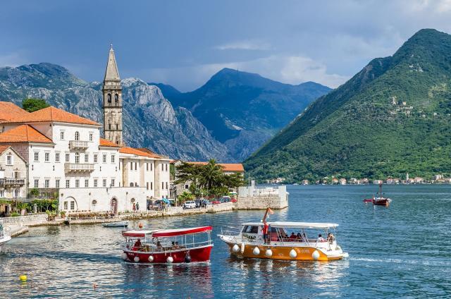 Montenegro Tivat Beautiful