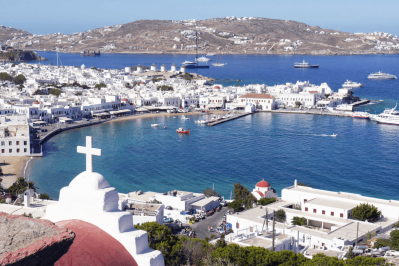 Mykonos Greek