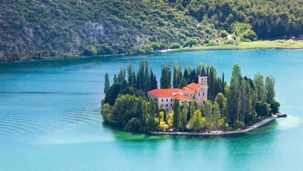 North Dalmatia from Zadar