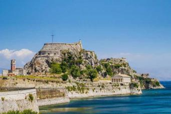 Old Castle Corfu