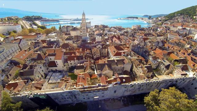 Old City Split