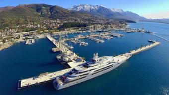 Super Yacht Tivat