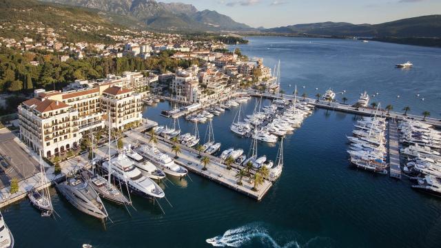 Tivat Adriatic Montenegro