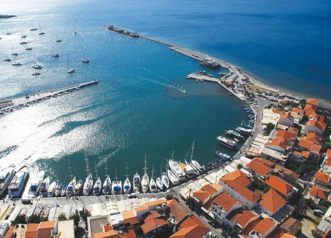 Yacht Charter Samos